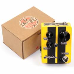 6 Degrees FX Sally Drive Advanced 808 Overdrive Yellow - USED