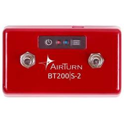 AirTurn BT200S-2 Dual Foot Switch Controller Bluetooth