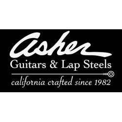 About Asher Guitars & Lap Steels