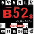 Everly 9209 B-52 Rockers Electric Guitar Strings Set 09-42