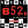 Everly 9211 B-52 Rockers Electric Guitar Strings Set 11-48