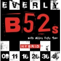 Everly 9219 B-52 Rockers Electric Guitar Strings Set 09-46