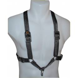 BG France S40M Strap Saxophone Harness Men