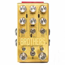 Chase Bliss Audio Brothers Dual Analog Boost / Drive / Fuzz