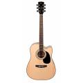 Cort AD880CE Acoustic Electricfied Natural Satin