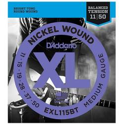 D'Addario EXL120 Electric Guitar Strings Set 11-49