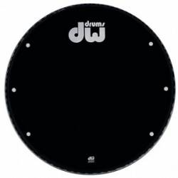 DW GB20K DrumHead Resonant 20 Black