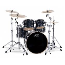 DW Shell Set Performance Finish Ply Black Diamond