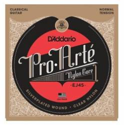 D'Addario EJ45 Classic Guitar String Set Normal