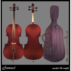 Eastman VC80T Cello 3/4 Complete