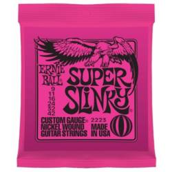 Ernie Ball 2223 Electric Guitar Strings Set 09-42