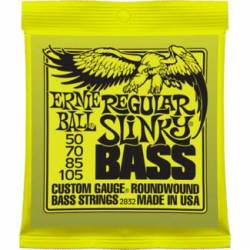 Ernie Ball 2832 Electric Bass Strings Set