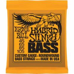 Ernie Ball 2833 Electric Bass Strings Set