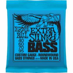 Ernie Ball 2835 Electric Bass Strings Set