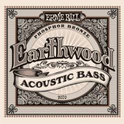 Ernie Ball 2070 Electric Bass Acoustic Strings Set 40-95