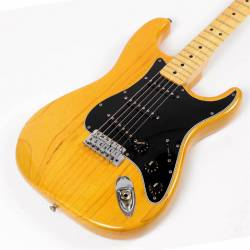 Fender Stratocaster 1976 Natural w/Case - USATO/USED