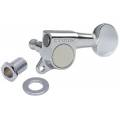 Gotoh SGM-05 Guitar Tuners 6 in Line Magnum Chrome