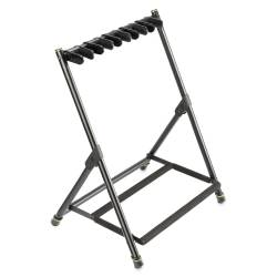 Gravity GGSMG05 Vari-G 5 Multi Guitar Stand 5 Places
