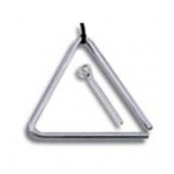 "Halifax 2172  Metal Triangle 6"" 15 cm"