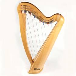 Halifax 2782 Celtic Harp 27 Strings w/Bag