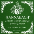 Hannabach 815 LT Classic Guitar Strings Set Low Tension