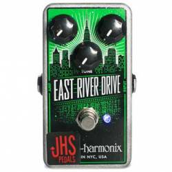 JHS Electro Harmonix East River Drive Strong Mod Overdrive