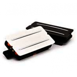 Joe Barden Humbucker HB Two/Tone Neck Pickup - White