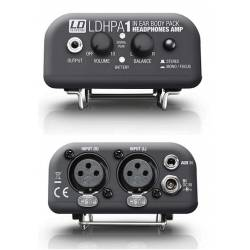 LD Systems HPA 1 In Ear Headphones Amplifier
