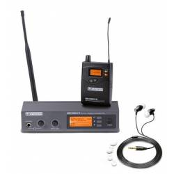 LD Systems MEI1000G2 In-Ear Wireless Monitor