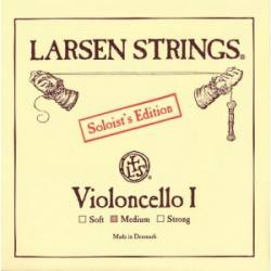 Larsen Cello String A Medium Soloist
