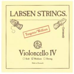 Larsen Cello String C Medium Tungsten