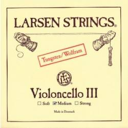 Larsen Cello String G Medium Tungsten