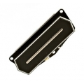 Lollar Charlie Christian Tele Body Mount Neck Pickup - Black
