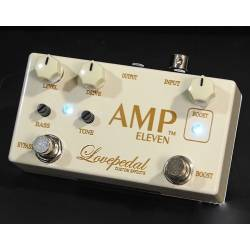 Lovepedal Amp Eleven Custom Cream Overdrive