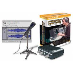 M Audio Podcast Factory Podcasting Solution