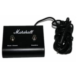 Marshall 90010 Footswitch 2 Button Clean:Crunch-Overdrive