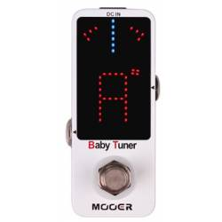 Mooer Baby Tuner Micro Pedal Tuner