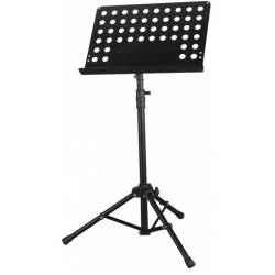 ESSEN NINGBO MS001H Music Stand Hole Black W/Bag