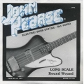 John Pearse 6050 Bass Guitars Strings Set 45-105 Nickel
