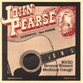 John Pearse 300MM Acoustic Guitar Strings Set 13-56 80/20 Bronze