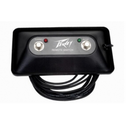 Peavey Footswitch 2 Button Channel-Boost