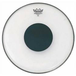 Remo CS-0312-10 Drumhead Controlled Sound Clear Black Dot