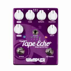 Wampler Faux Tape Echo V2 - Delay Pedal with Tap Tempo
