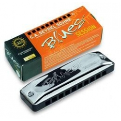 Seydel Blues Session Standard Harmonica E
