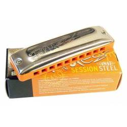 Seydel Blues Session Steel Harmonica C
