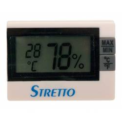Stretto 1060 Thermometer & Hygrometer