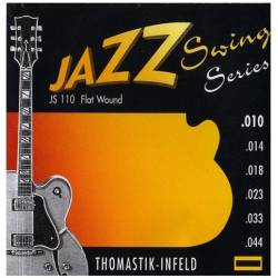 Thomastik JS110 Electric Guitar Set 10-44 Flatwound
