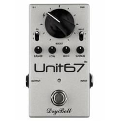 DryBell Unit67 Compressor / EQ / Boost