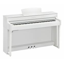 Yamaha CLP635WH Digital Piano White Satin