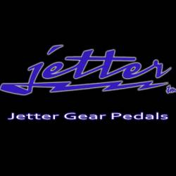 About Jetter Gear Pedals